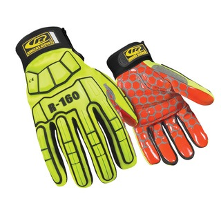 R-160 Light Duty Series Silicone Padding-Ringers Gloves