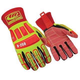 R-259 Cut 5 Synthetic Leather Glove-