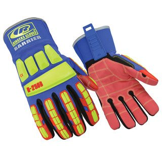 R259B Cut 5 Tefloc Glove w/ Waterproof Barrier No Dots-Ringers Gloves