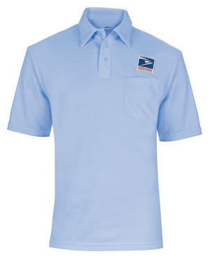 Letter Carriers Knit Short Sleeve Shirts - Unisex-Elbeco