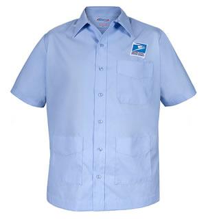 Letter Carriers Shirt Jac Short Sleeve - Mens