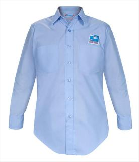 Letter Carrier Long Sleeve Dress Shirt-Mens-Elbeco