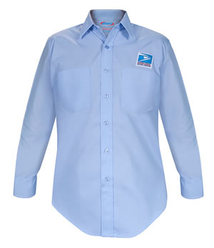 Letter Carriers Shirt Jac long Sleeve - Mens