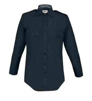 LAPD 100% Wool Long Sleeve Shirts - Mens