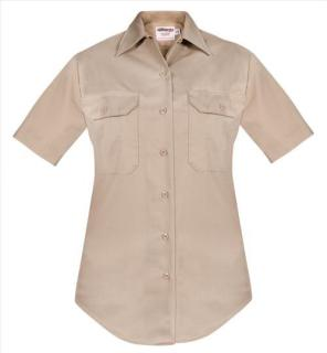 LA County Sheriff West Coast Short Sleeve Shirt - Womens-Elbeco