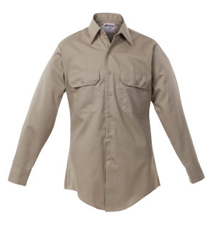 LA County Sheriff/West Coast Long Sleeve Shirt-Mens