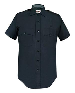 LAPD 100% Wool Short Sleeve Shirts - Womens