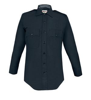 LAPD 100% Wool Long Sleeve Shirts - Womens