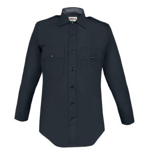 LAPD 100% Wool Long Sleeve Shirts - Womens