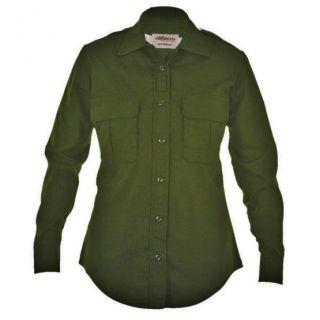 ADU RipStop Long Sleeve Shirt-Womens-Elbeco