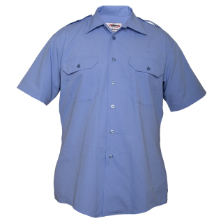 First Responder Short Sleeve Shirt-Mens-