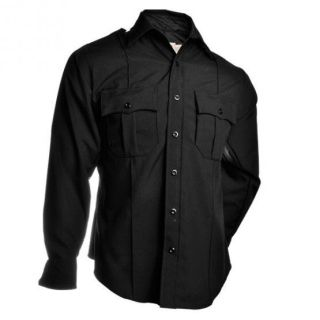 Distinction Long Sleeve Shirt-Mens-