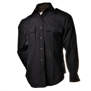 Distinction Long Sleeve Plain Pocket Shirts - Mens