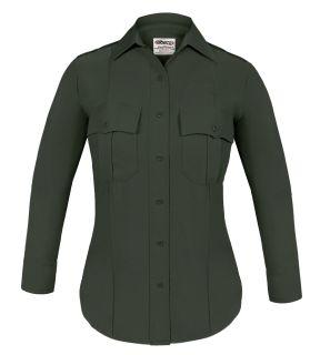TexTrop2 Long Sleeve Shirt with Hidden Zipper-Womens-Elbeco