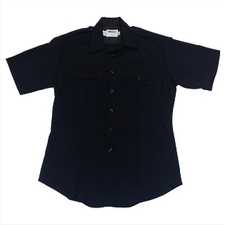 Distinction Short Sleeve Plain Pocket Shirts - Mens