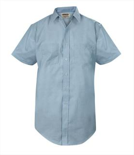 Express Short Sleeve Dress Shirt-Mens