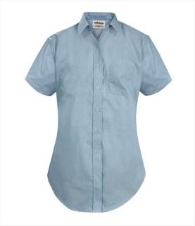 Express Short Sleeve Dress Shirt-Womens-