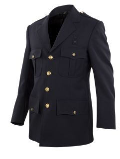 Top Authority Single-Breasted 4-Pocket Blousecoat-Elbeco