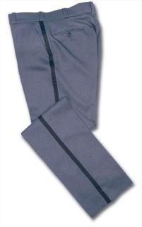 Letter Carrier Heavyweight Pants with Blue Stripe-Mens-Elbeco