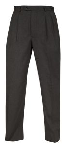 Retail Clerk Postal Pleated Pants-Mens