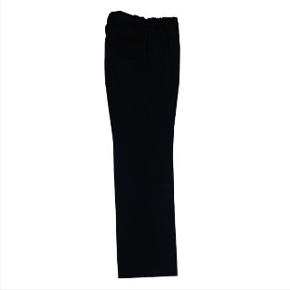 Distinction Straight Front Pants-Mens-