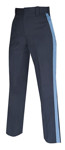 Top Authority Pants with French Blue Stripe - Mens