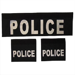 Shield ID Panels - POLICE