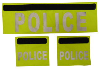 Shield ID Panels-POLICE-