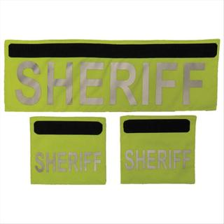 Shield ID Panels - POLICE