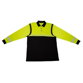 Ufx Ultra-Light Long Sleeve Polo-Mens-Elbeco