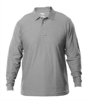 Ufx Comfort Long Sleeve Polo-Mens-