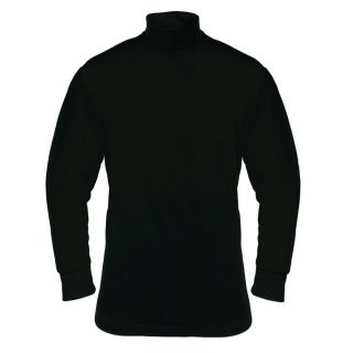 FlexTech Base Layer T-Neck-Midnight Navy-Elbeco