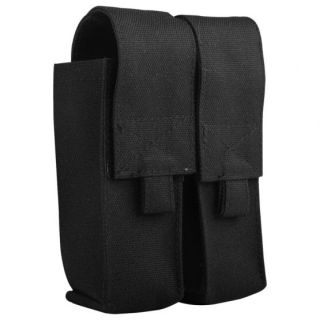 BodyShield Double Mag Pouch-Black-Elbeco