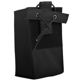 BodyShield Radio Pouch-Black