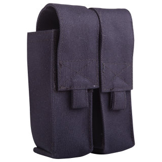 BodyShield Double Mag Pouch-Midnight Navy