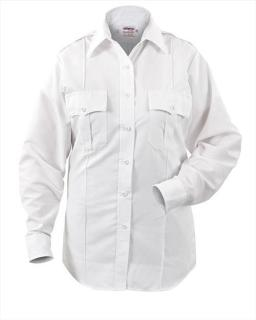 Paragon Plus Poplin Long Sleeve Shirt-Womens-Elbeco