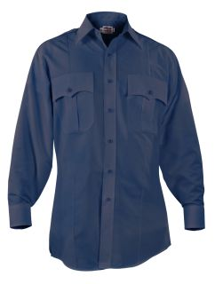 Paragon Plus Poplin Long Sleeve Shirt - Mens