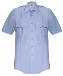 Paragon Plus Poplin Short Sleeve Shirt-Mens