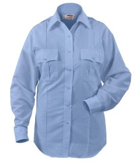 Paragon Plus Poplin Long Sleeve Shirt-Womens-