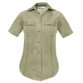 Paragon Plus Poplin Short Sleeve Shirt - Womens