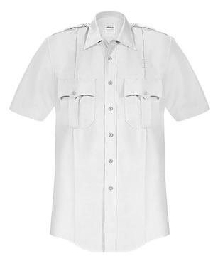 Paragon Plus Poplin Short Sleeve Shirt - Mens
