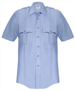 Paragon Plus Poplin Short Sleeve Shirt - Mens