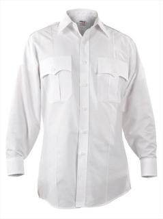 Paragon Plus Poplin Long Sleeve Shirt-Mens-