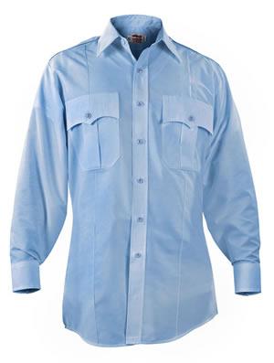Paragon Plus Poplin long Sleeve Shirt - Mens