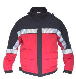 Shield Color Block Duty Jacket-