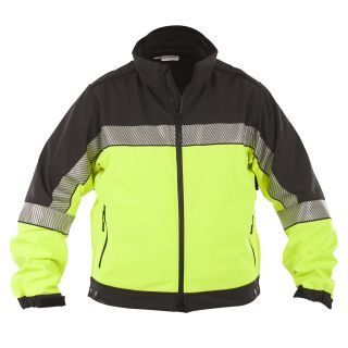 Shield Color Block Soft Shell-