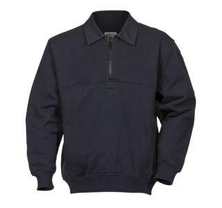 Shield Job Shirt-Twill Collar-