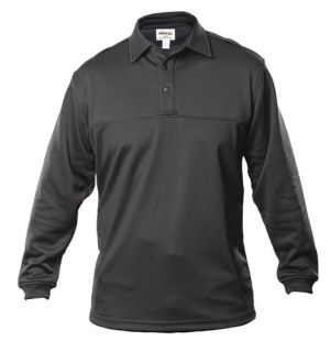 UV2 FlexTech Undervest Long Sleeve Shirt-Mens Tall-Elbeco