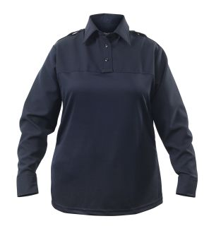 UV1 Undervest Long Sleeve Shirt-Womens-