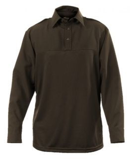 UV1 Undervest Long Sleeve Shirt-Mens